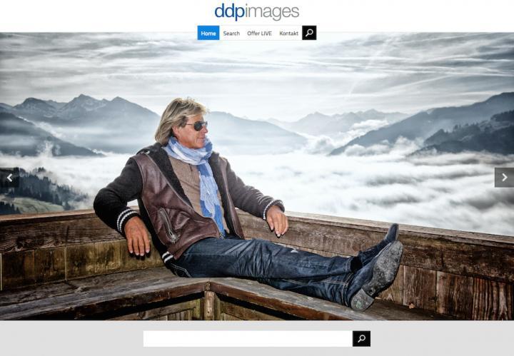 ddp images jetzt mit neuer Website - frisch zum PICTAday