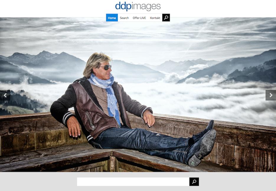ddp images jetzt mit neuer Website – frisch zum PICTAday