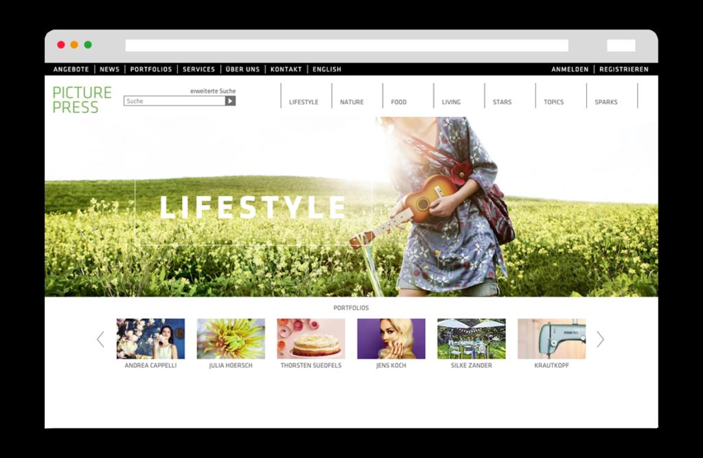 Picture Press Website