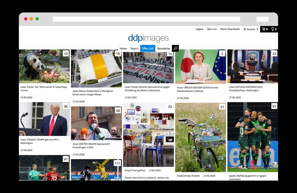 ddp images Website